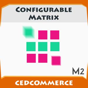 configurable matrix