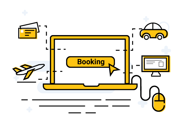For all Booking business types