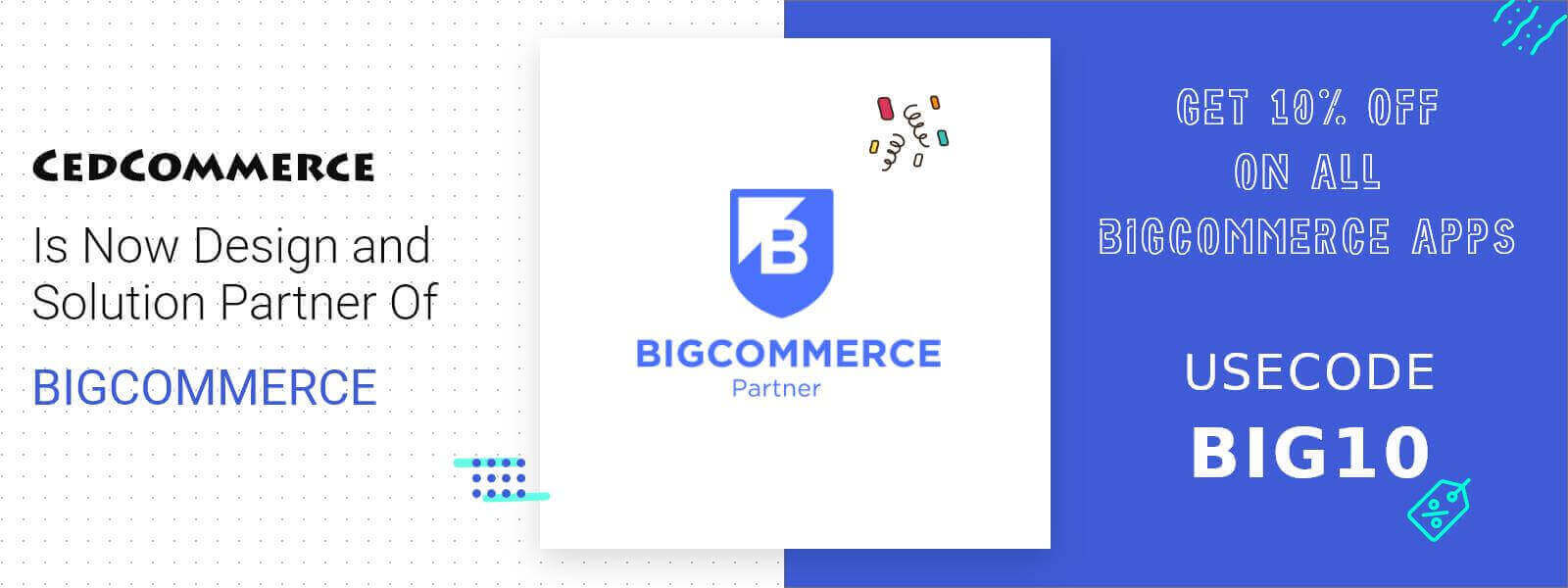 BigCommerce Cedcommerce Integrations