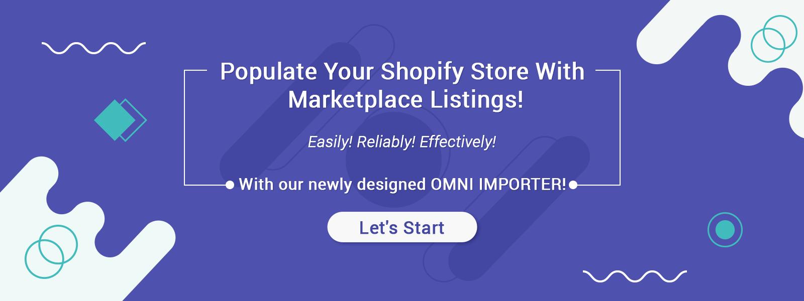 Omni Importer- CedCommerce