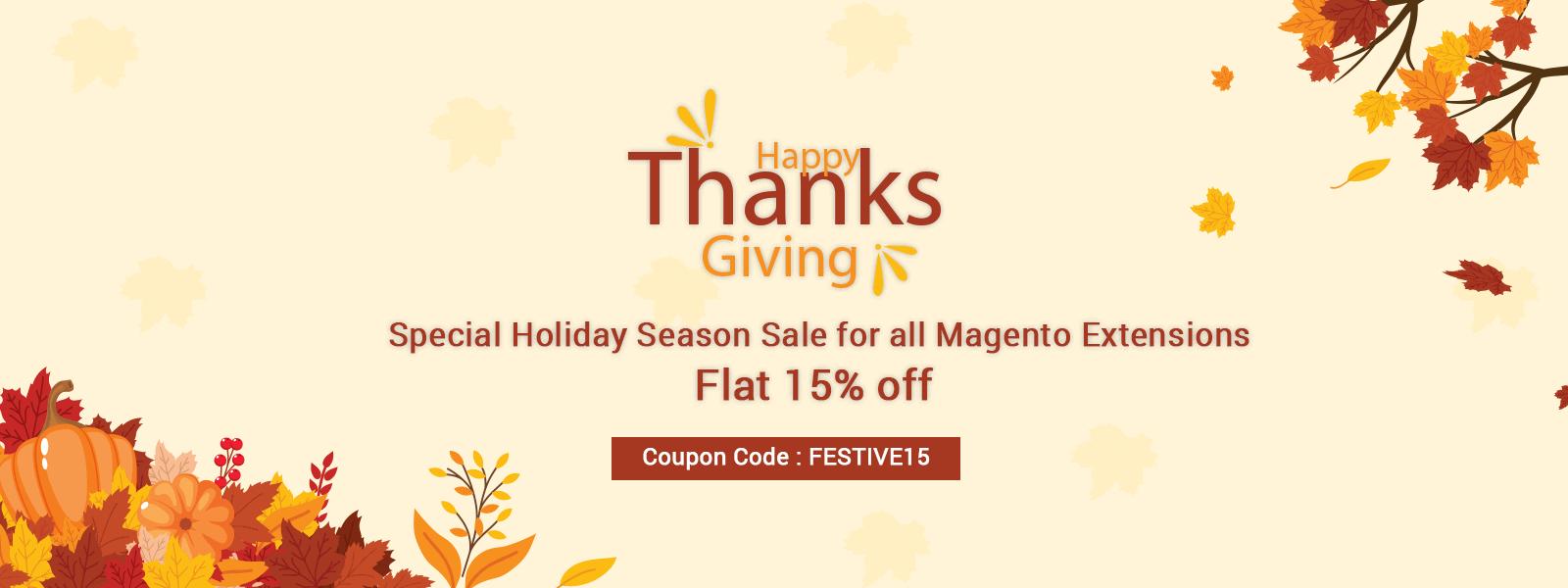 magento thanksgiving festive15