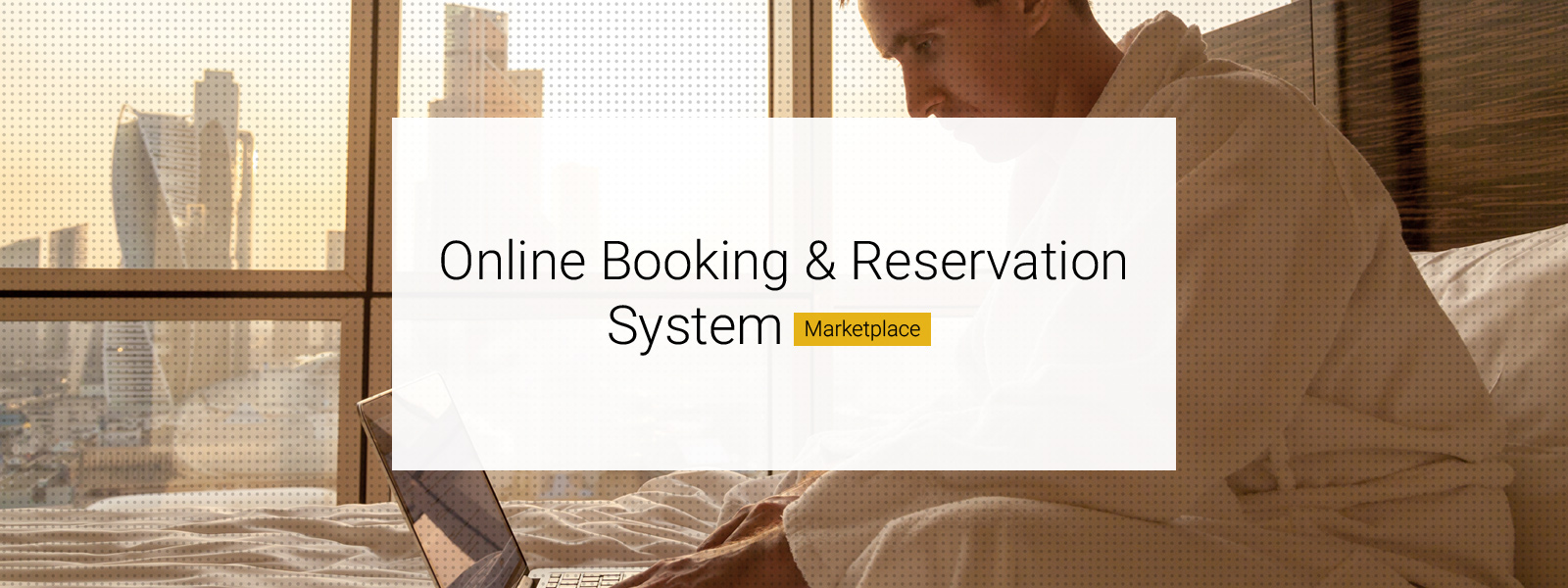 marketplace booking