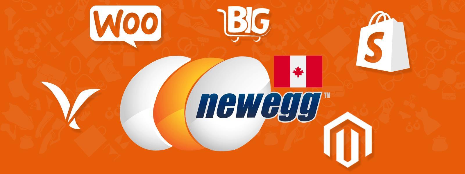 newegg integration