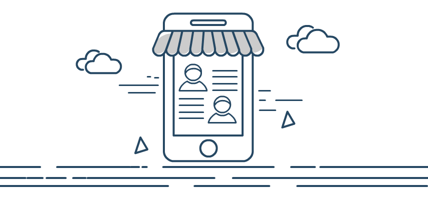 MultiVendor magento mobile app wishlist
