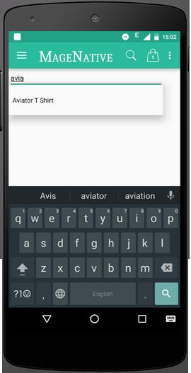 MultiVendor Features Rich Shopping App
